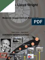 Museo de Guggenheim Nueva York