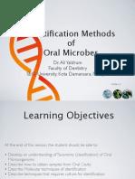 identificationmethodsfororalmicrobes-130320220332-phpapp02
