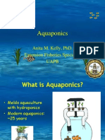 eXtension Virtual Aquaculture Workshop Aquaponics