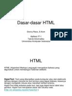 01. Dasar-Dasar HTML