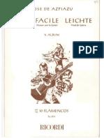 Azpiazu 10 Easy Flamencos