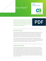 Automation Point Product Brief