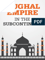 09 - Mughal Empire in the Subcontinent