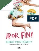 !Por Fin! - Ildiko Von Kurthy