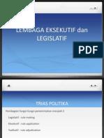 Eksekutif Dan Legislatif - Copy