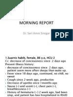 Morning Report Seri Amni s