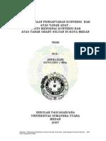 Pelaksanaan Pendaftaran Konversi Hak Atas Tanah Adat