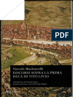 Note Machiavelli Libro I