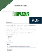 Visita Industrial PRAXAIR