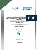 Transacciones Elctricidad Mercosur