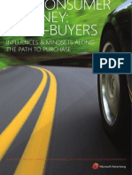 Auto Buyers Consumer Journey Whitepaper Microsoft Advertising Intl