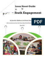 Green Street Youth Engagement Manual