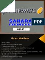 Jet Sahara merger