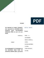 Province of North Cotabato vs GPRC