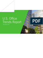 Cassidy Turley - U.S. Office Trends Report - Q4 2014