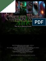 Cthulhu Wars Digital Art Book