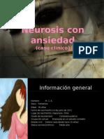 Neurosis Con Ansiedad