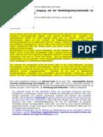 Merkfähigkeitsprobleme und Mathematikdidaktik (Januar 2008 revidierte Fassung)2