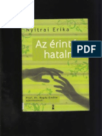 Nyitrai Erika -  Az érintés hatalma