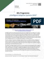 214 Bewerbungsinfo MSc Intelligent Adaptive Systems