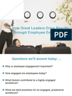 How Great Leaders Drive Results Through Employee Engagement - Forum