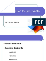 An Introduction to SimEvents