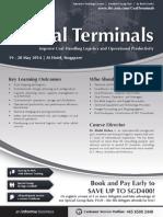 Coal Terminal Seminar (IBC) 19-20 May, 2014