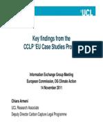 C Armeni-EU Case Studies Prj IEG 14Nov 2011