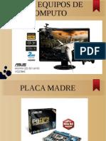 Ficha de Equipos de Computo