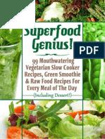Superfood Genius