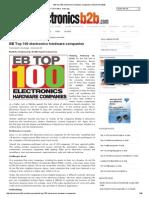Top 100 Companies