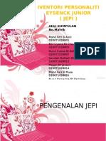 Power Point JEPI