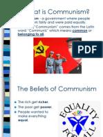 PPT - Capitalism vs Communism