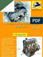 Distribucion Variable 2014