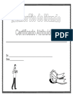 Certificado Tio Pb