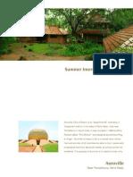 81915565 Upasana Design Studio Internship Report