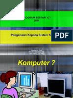 Pengenalan Kepada Sistem Komputer