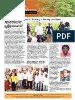IITA Youth Agripreneur Newsletter No. 4