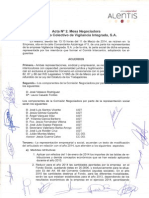 Acta Nº2 - Mesa Negociadora Convenio Vinsa Seguridad (11-03-14)
