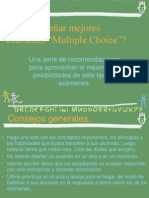 4. Consejos Al Evaluar