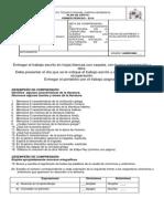 11 PLAN DE APOYO LENGUA CASTELLANA 11º PRIMER PERIODO 2014 (1)