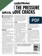 Gove Cracks