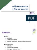 Barra Mentos Clock Inter No