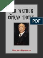Sir Arthur Conan Doyle - Entrega 1