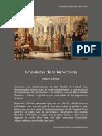 Grandezas de la Burocracia - Marco Denevi