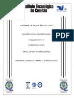 Resumen de Sistema de Informacion