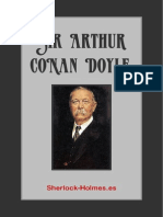 Sir Arthur Conan Doyle - Entrega 3
