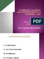 el derecho y la justicia tema 5