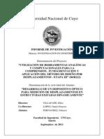 Informe Final 2011