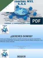 Portafolio Asesorias MYL